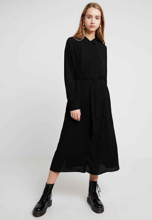 ENDATE DRESS - Maxi šaty - black