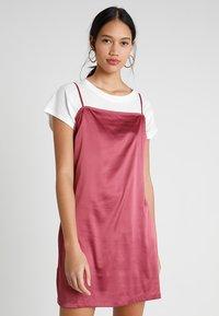 Envii - ENLEIPZIG DRESS - Hverdagskjoler - hawthorn rose - 0
