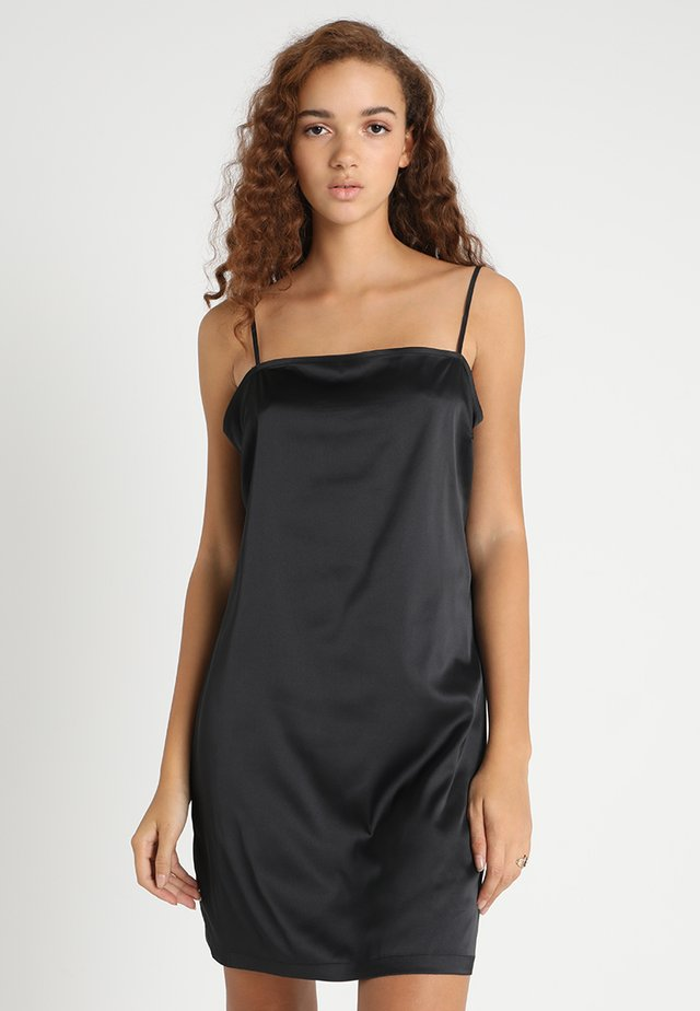 ENLEIPZIG DRESS - Freizeitkleid - black