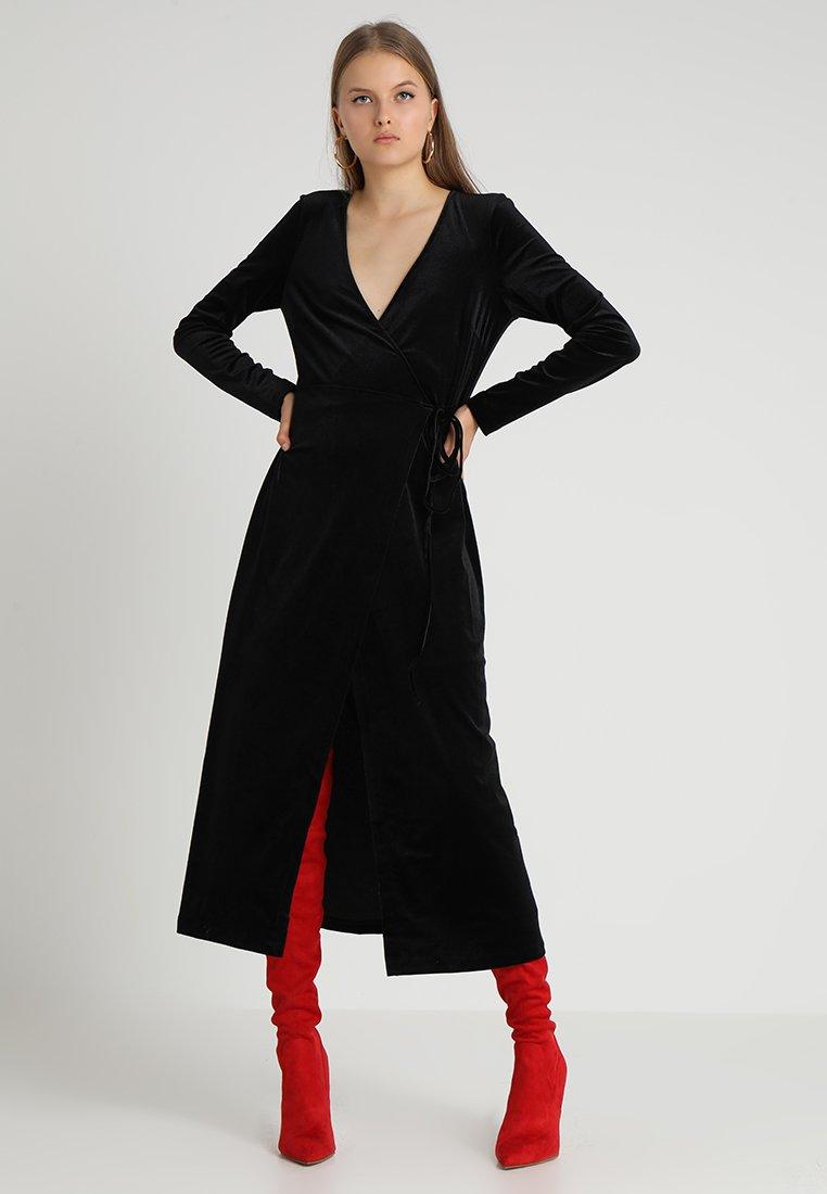 Envii - ENPARK DRESS - Maxi dress - black