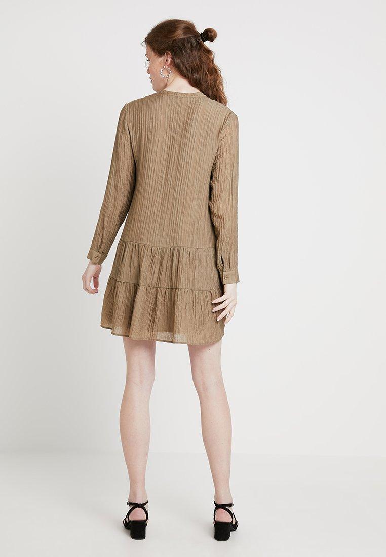 Envii Robe chemise - marron sepia tint