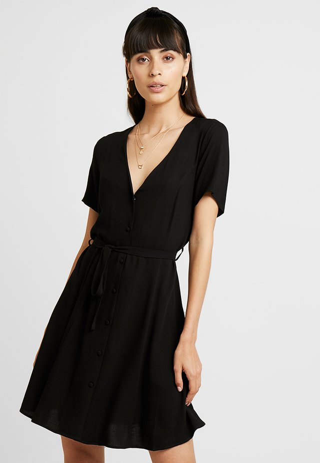 ENFAIRFAX DRESS - Blousejurk - black