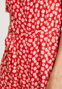 Envii - ENFAIRFAX DRESS - Skjortekjole - red daisy - 5