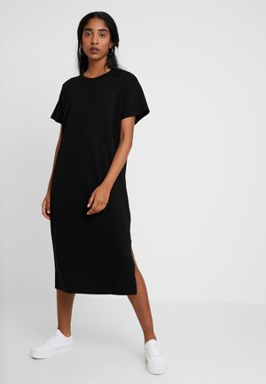 ENELECTRIC DRESS - Vestito lungo - black