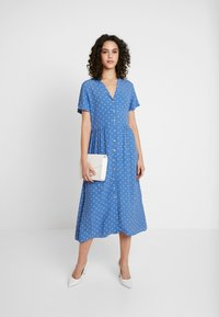 Envii - ENNAPLES DRESS - Blousejurk - riverside - 2