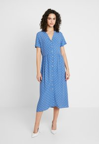Envii - ENNAPLES DRESS - Blousejurk - riverside - 0