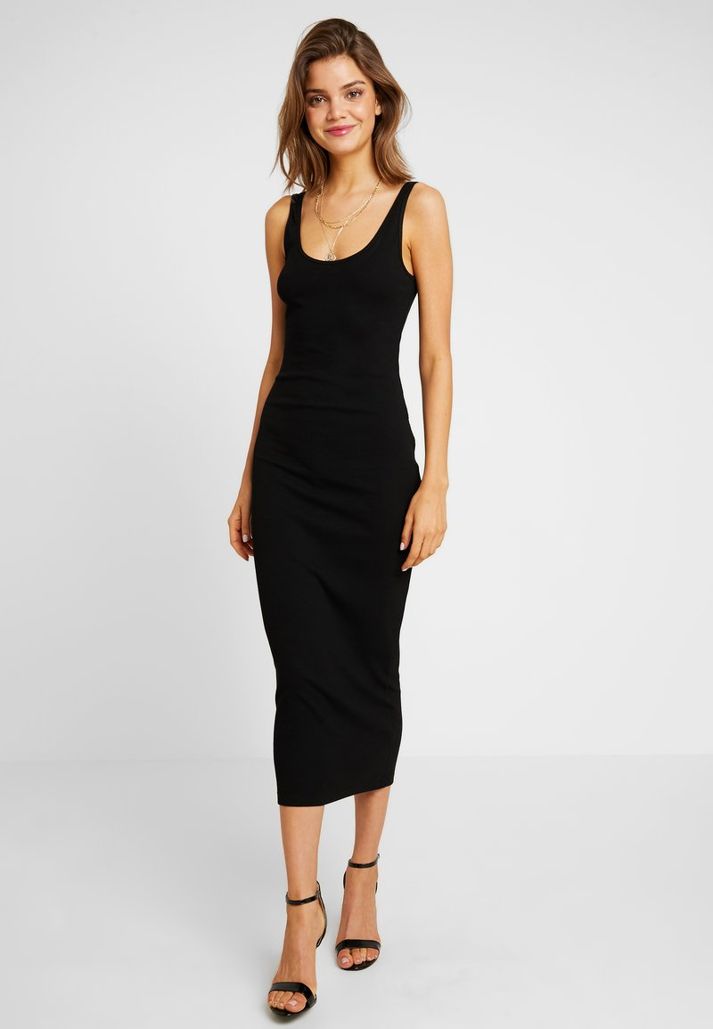 Envii - ENOCEAN DRESS - Maxikjole - black
