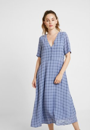 ENSOHO DRESS - Maxikjole - blue