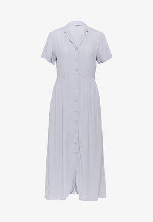 ENNAPLES DRESS - Skjortekjole - icelandic blue