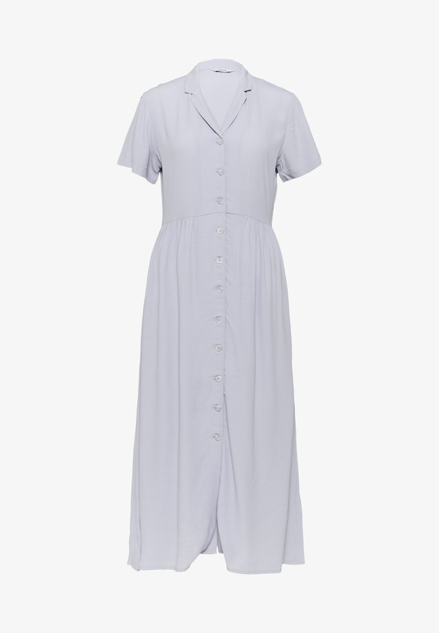 ENNAPLES DRESS - Shirt dress - icelandic blue