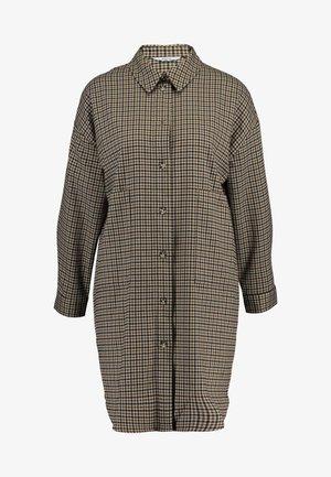 ENCOFFEE DRESS - Denní šaty - lava