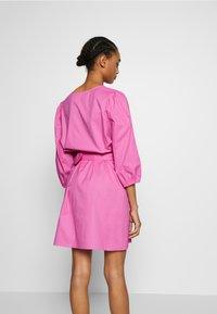 Envii - ENDENA  DRESS - Vestito estivo - fuschia pink - 2
