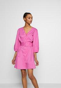 Envii - ENDENA  DRESS - Vestito estivo - fuschia pink - 0
