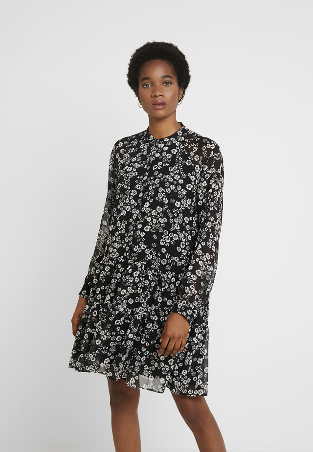 DELINA DRESS - Korte jurk - night fall