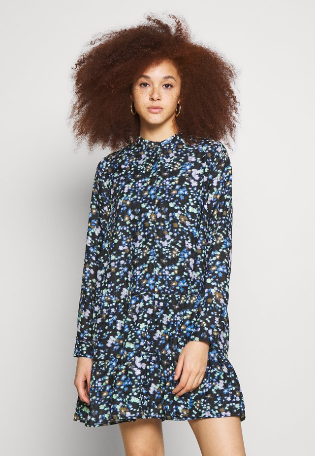 ENMAGIC DRESS - Skjortekjole - spray can fleur
