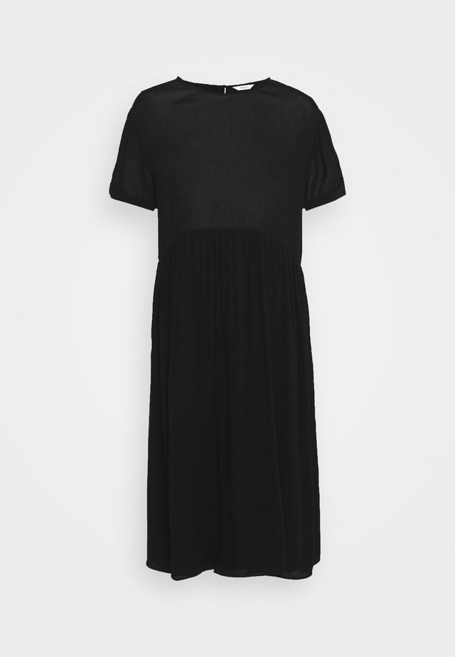 ENASTER DRESS  - Korte jurk - black