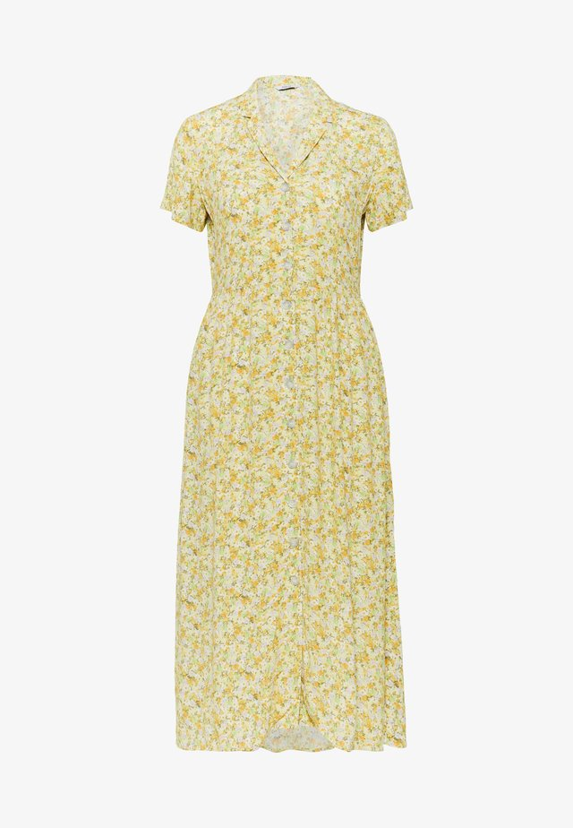ENNAPLES DRESS - Skjortekjole - multicoloured