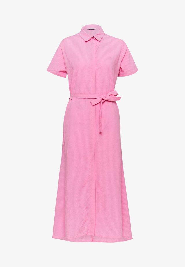 SISTER DRESS  - Košilové šaty - fuchsia pink