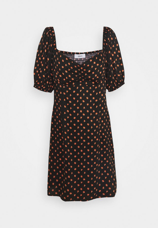 ENJULIET DRESS - Vardagsklänning - meadow saffron