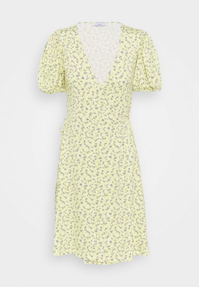 MANON DRESS - Jerseykjole - summer grass