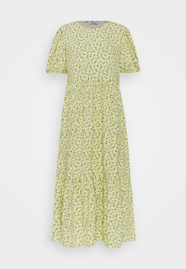 ENMANON DRESS - Vestido largo - summer grass