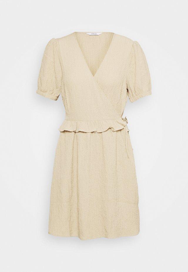 ENSYMPHONY DRESS - Freizeitkleid - travertine