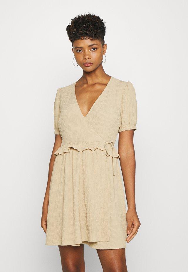 ENSYMPHONY DRESS - Day dress - travertine