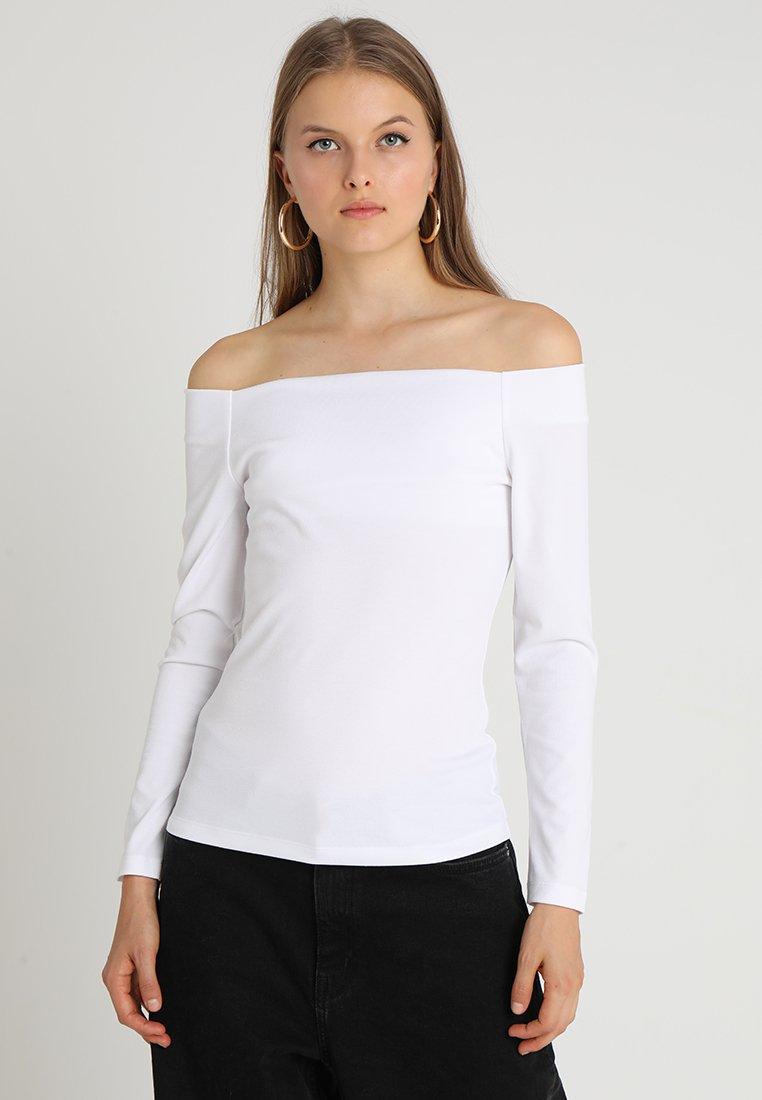 Envii - ENNAHLA  - Langarmshirt - white