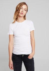 Envii - ENVELDA TEE - T-shirts - white - 0