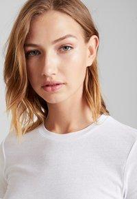Envii - ENVELDA TEE - T-shirts - white - 3
