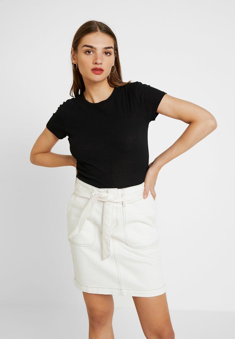 Envii - ENVELDA TEE - T-shirts basic - black