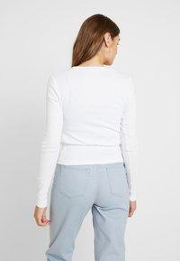 Envii - ENALLY - Cardigan - white - 2