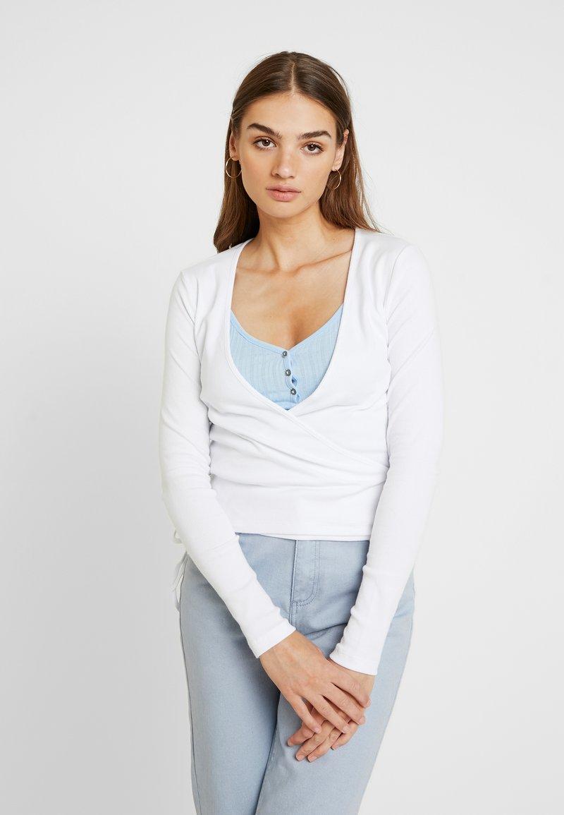 Envii - ENALLY - Cardigan - white