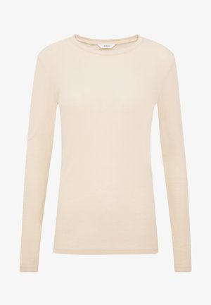 ENVELDA TEE - T-shirt à manches longues - doeskin