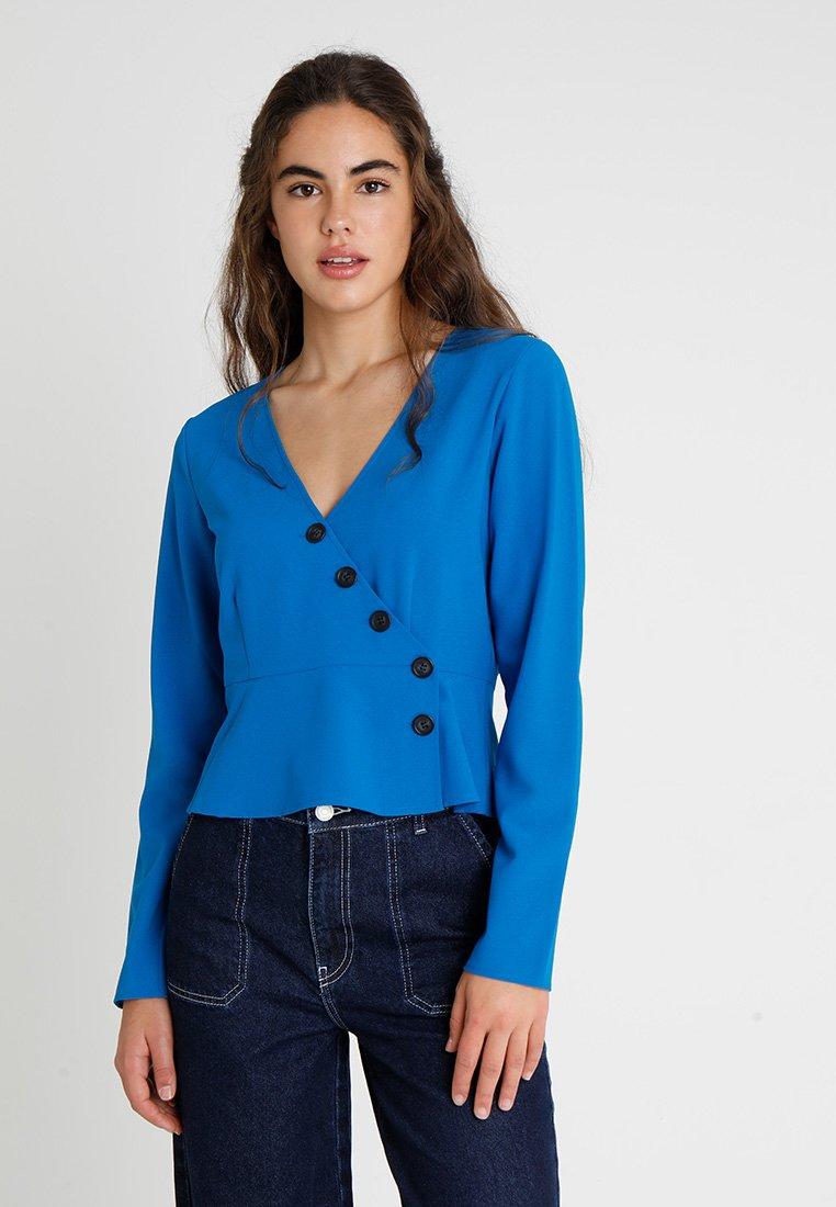 Envii - ENRODIN - Bluser - imperial blue