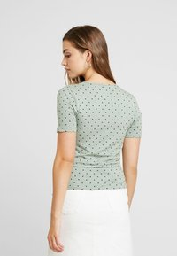 Envii - ENMUSIC TEE - Print T-shirt - iceberg - 2