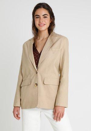 ENFRANCIS - Krótki płaszcz - travertine