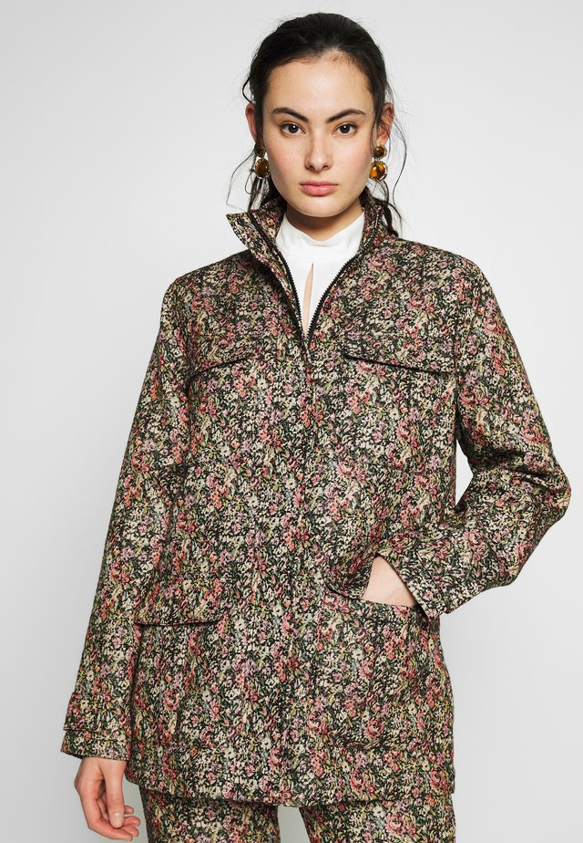 AGATE JACKET - Summer jacket - floral couch