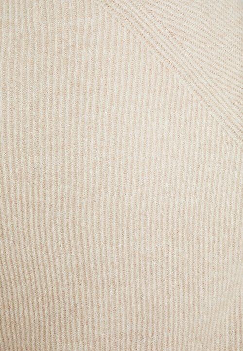 60% ZNIŻKI Envii ENBIBI - Sweter - eggnog Odzież Damska QTRQ-BR8