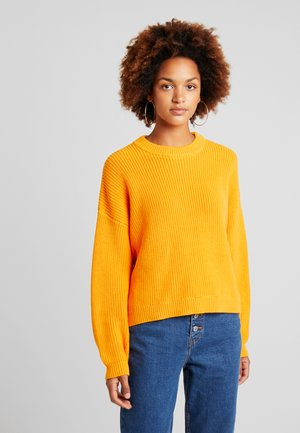 ENDIEGO  - Strickpullover - apricot