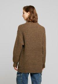 Envii - ENLINDEN - Pullover - toffee - 2