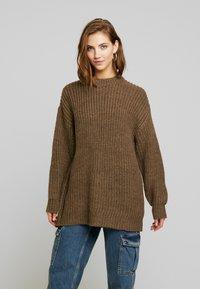 Envii - ENLINDEN - Pullover - toffee - 0