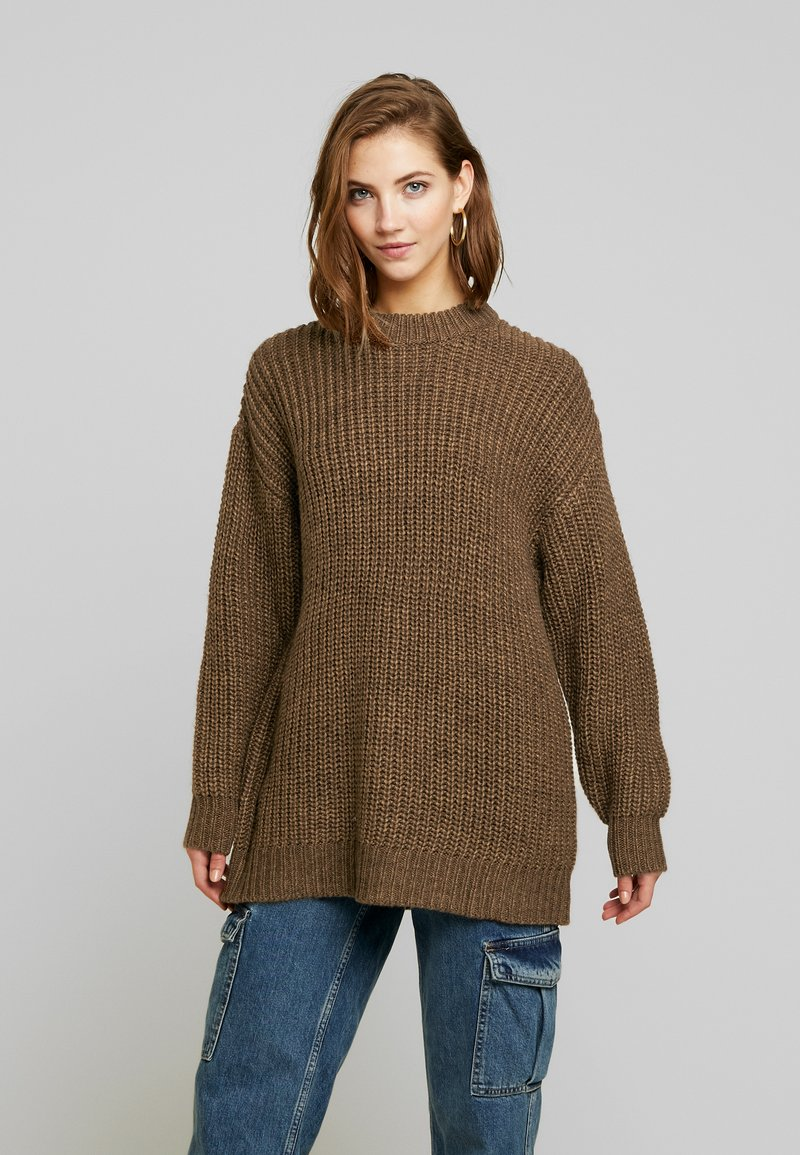 Envii - ENLINDEN - Pullover - toffee
