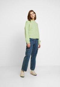 Envii - ENBUCKTHORN - Stickad tröja - gleam - 1
