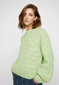 Envii - ENBUCKTHORN - Stickad tröja - gleam - 3
