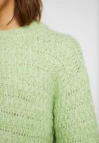 Envii - ENBUCKTHORN - Stickad tröja - gleam - 5