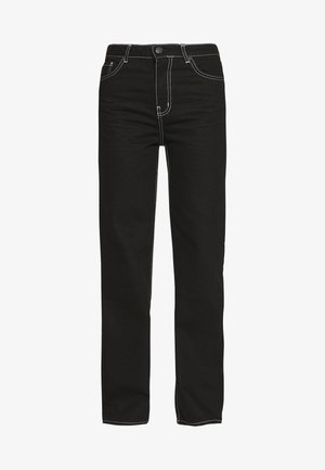ENBREE - Relaxed fit jeans - black