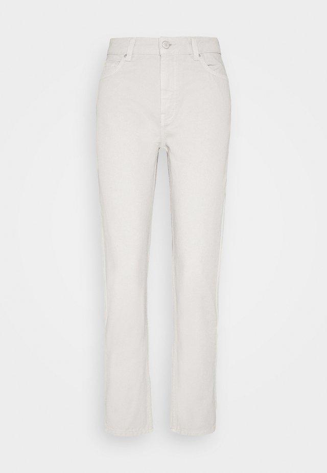 BRENDA - Jeans Slim Fit - silver birch