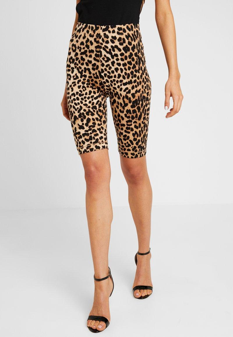 Envii - ENWESTMOND - Shorts - beige/black