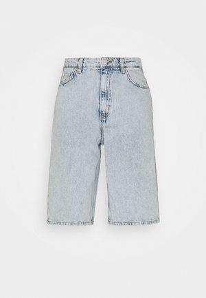 ENBIRCH  - Short en jean - vintage light blue